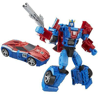 NEW Transformers Generations Combiner Wars Deluxe Class Smokescreen Sports Car