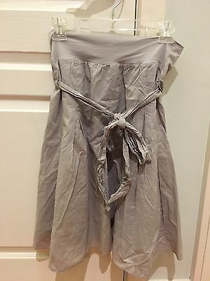 """Ripe Maternity Skirt Size Small """"As New"""" Worn Once"""