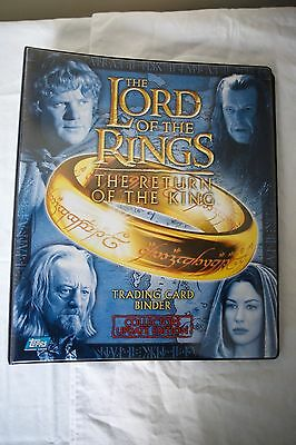 2004 Topps Lord of the Rings ROTK Update Edition SEE DESC