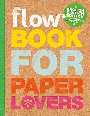 FLOW BOOK FOR PAPER LOVERS 4 2016 by FLOW Magazine