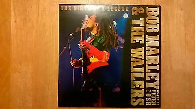 BOB MARLEY - The Birth Of A Legend - Original Vinyl LP - Calla Records 1977