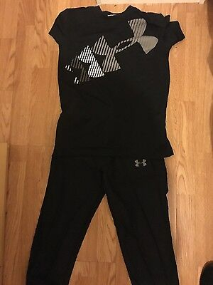 under armour tracksuit