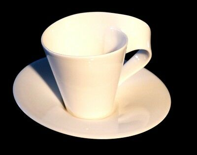 Beautiful Villeroy Boch Newwave Cup And Saucer