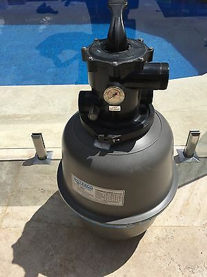 Swimming Pool Sand Filter, Waterco T400