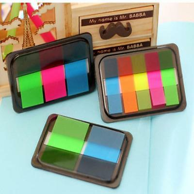 Chic Tab Marker Index Post It Memo Sticker  Flags Sticky Notes