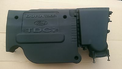 2006 FORD FIESTA ZETEC-S MK6 1.6 TDCI air filter box/housing cover (BREAKING)