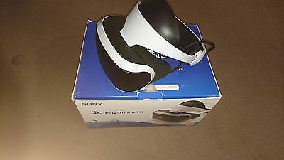 Playstation VR (PSVR) IN MINT CONDITION