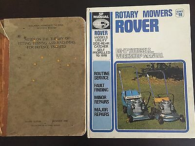 Rover Lawn Mower Engine Manual