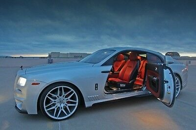 2015 Rolls-Royce Other Base Coupe 2-Door 2015 Rolls-Royce Wraith 2dr Coupe