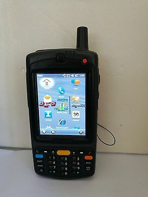 Motorola MC 75 A Barcode scanner and mutiple more functions