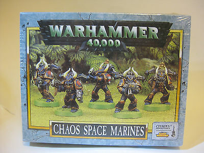 Warhammer 40k Classic Chaos Space Marines