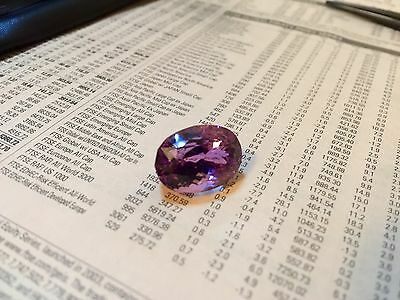 19.85ct Ct Natural Kunzite VVS Oval Rich Supreme Purple colour - BEST OFFERS