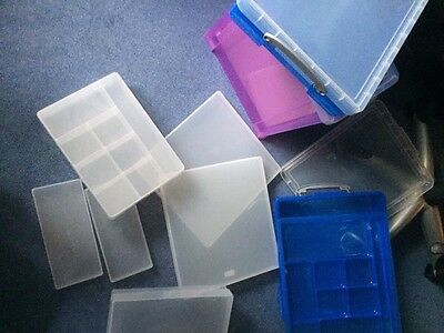 Storage Boxes Hobbies And Crafts
