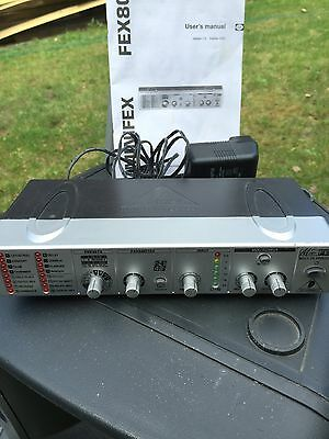 Behringer Minifex FEX800 Effects Unit, PA, Vocal