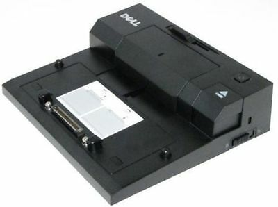 DELL PR03X/PRO3X USB3.0 E-Port Docking Station E-Dock Port Replicator LATITUDE