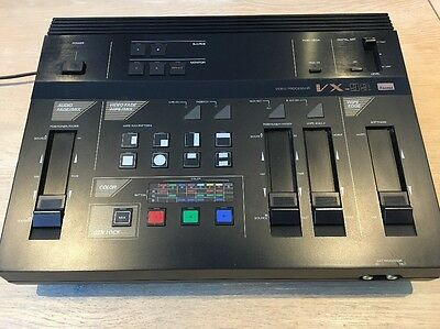 Sansui Video Processor VX 99, Pal, Very Rare Made In Japan