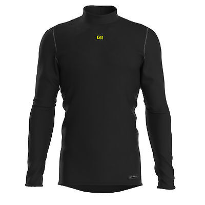 Ale Wind front Long Sleeve cycling base layer Medium NEW RRP £72