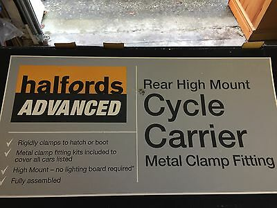 Rear High Mount 3 x Cycle Carrier - Brand New in the Box