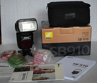 Nikon SB910 Speedlight Flash SB-910