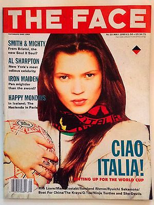 The Face Magazine-Vol 2 No 20-May 1990-Kitting Up For The World Cup-Good