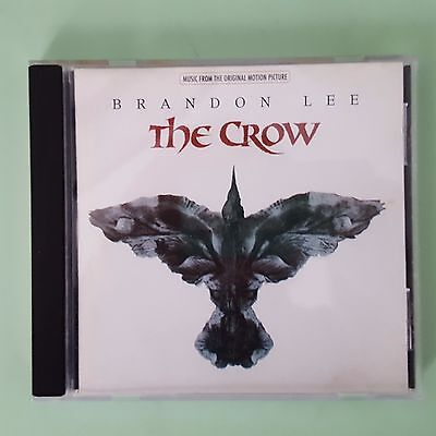 The Crow [Original Soundtrack] by Various Artists (CD)