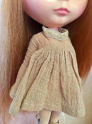 Melacacia Angel Dress for Neo Blythe Doll or Kenner