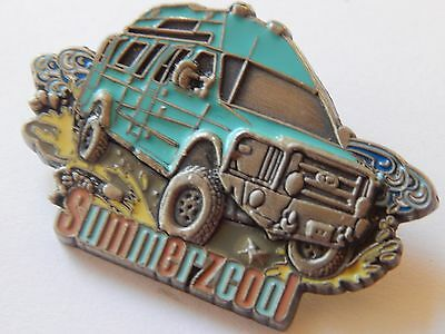 Vintage Jimmy Buffet Concert Margariteville Party Van 5000 Limited Edition Pin
