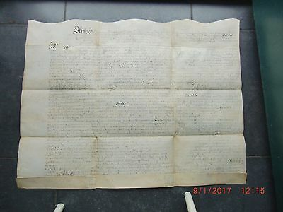 1679. INDENTURE. Articles of a MARRIAGE AGREEMENT. DYER & HILL (CITY of LONDON).
