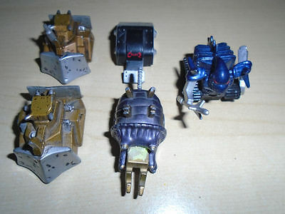 Robot Wars - Bunch of 5 More Mini Bots