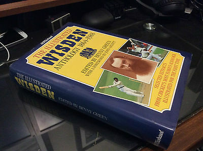 Wisden Illustrated Anthology 1864-1988 St Michael