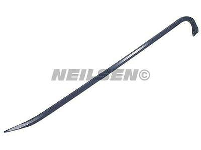 """Wrecking Bar 30 Ins 30"""" Professional Engineers Builders Pro Craft Crowbar CT0027"""