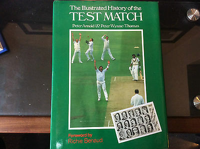 Test Match The Illustrated History