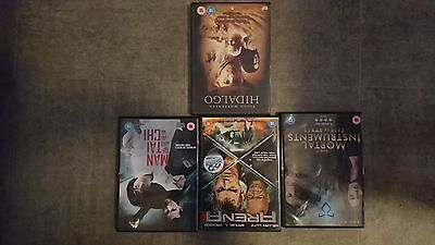 4 Mixed Dvds