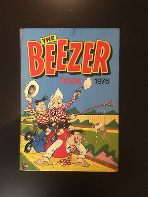 The Beezer book annual 1976