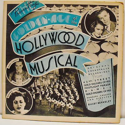 The Golden Age If The Hollywood Musical LP (VG) 12""