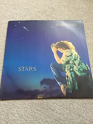 "Simply Red ""Stars"" Record"