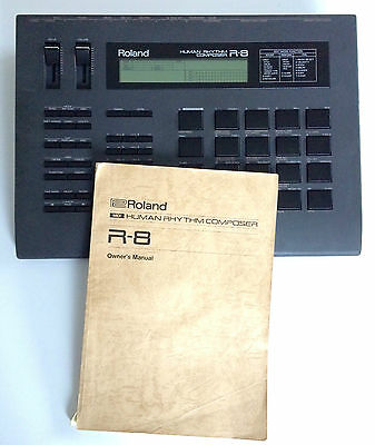 JHS D-2 / CORON DS-7 PRO-RHYTHM MINI SYNTH, drum machine synthesizer with box