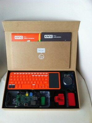 Kano Computer Kit - Build Your Own Computer Raspberry pi