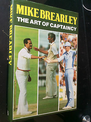 Mike Brearley the art of captaincy