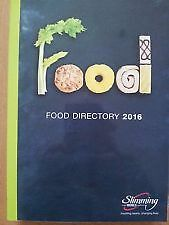 Slimming World - NEW - Food Directory (Large) 2016