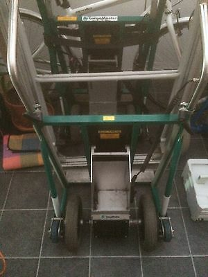Alber AAT Cargomaster A140 electric stair climber climbing  trolley Treppensteig