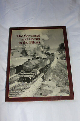 The Somerset and Dorset in the Fifties Volume Two