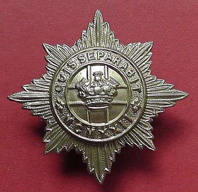 4th/7th Dragoons Other Ranks Cap Badge