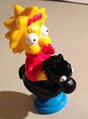 Simpson 3D Chess Pieces Red Maggie