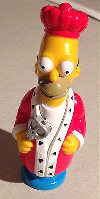 Simpson 3D Chess Pieces Red Homer