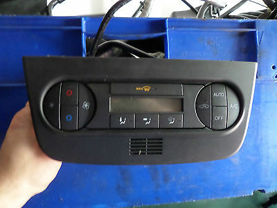 Ford Fiesta mk6 2005-2008 digital climate control heater panel switch buttons