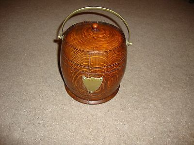 Antiques wooden container (repaired)