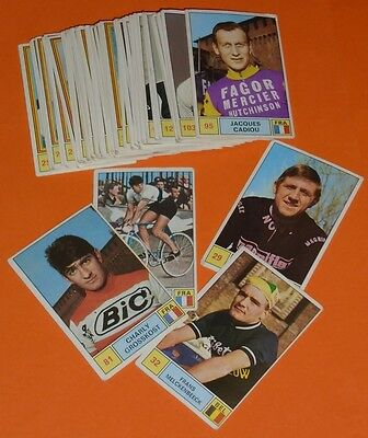 55 images PANINI SPRINT 71 / cyclisme velo tour de france