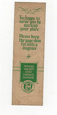 Bookmark Health & Cleanliness Council. Where There,s Dirt There,s Danger