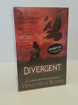The Divergent Series Book Trilogy Veronica Roth Boxed set brand new and sealed